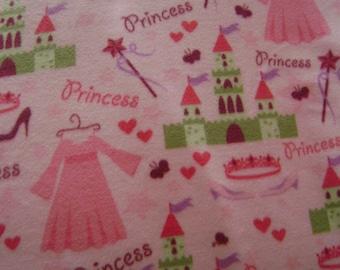 Princess Fleece Blanket