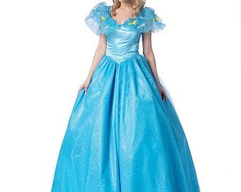 McCall's Pattern M7213 Floor-Length Dress with Full Skirt