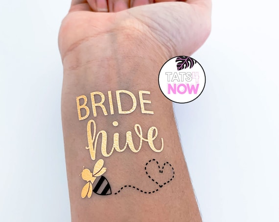 Perfect addition to your bride to bee party tees and tanks