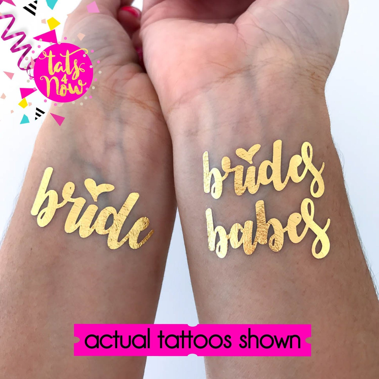 Bachelorette Party Favor Bachelorette Tattoo Bachelorette Favor Bridesmaid Tattoo Bridesmaid Gift Will You Be My Bridesmaid Gift