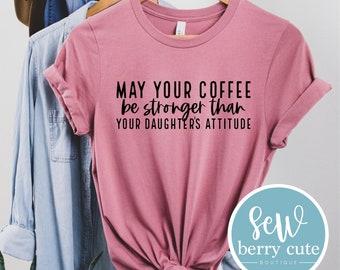Mom T-Shirt,  Mama Tee, Coffee Shirt