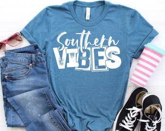 Southern Vibes, Graphic Tee