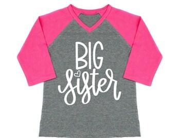 Big Sister Shirt, Sibling Shirts