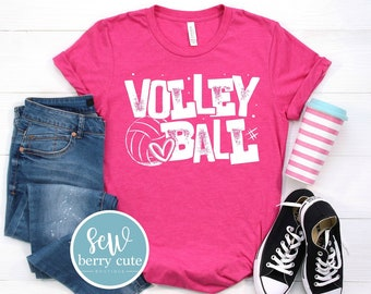 Volleyball T-Shirt, Volleyball  Mom