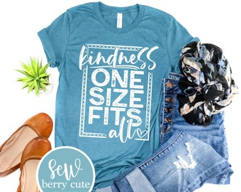 Kindness One Size Fits All, Youth or Adult