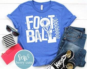 Football T-shirt, Football Mom