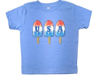 USA T-Shirt, Bomb Pop Tee