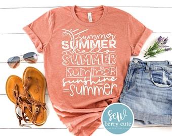 Summer Summer Summer Tee