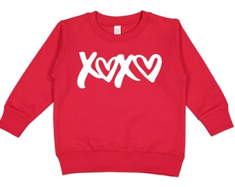 Valentine's Day Shirt, Kids Sweatshirt