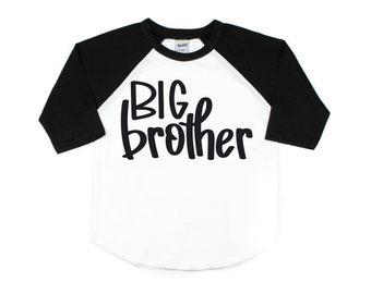 Big Brother Shirt, Big Bro Shirt, Pregnancy Announcement, Sibling Shirts, Big Brother Annoumcement