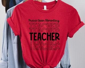 Prairie Queen Elementary Teacher