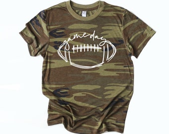 Game Day Camo T-Shirt
