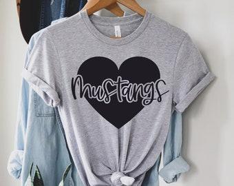 Mustangs Heart