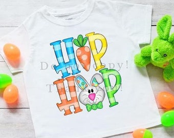 Boys Hip Hop Easter Shirt