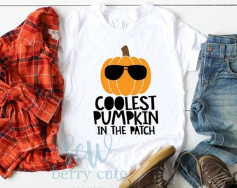 Coolest Pumpkin in the Patch T-shirt