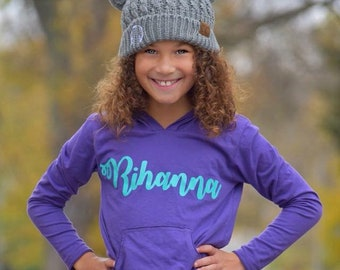YOUTH Personalized Lightweight Hoodie