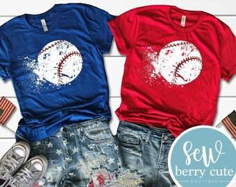 Baseball T-Shirt, Baseball Mom