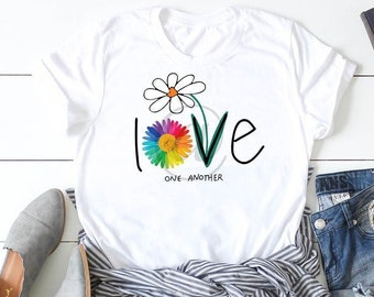 Love One Another KIDS or ADULT T-shirt