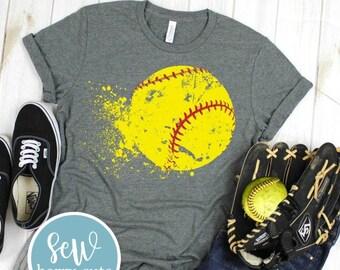 Softball Shirt, Softball Love, Softball Mom Tshirt, Softball Mom, Softball Sports Mom, Softball Grandma