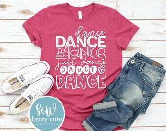 Dance Tee,  Dance Mom T-Shirt, Dance