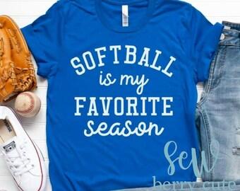 Softball is My Favorite Season, Softball Mom