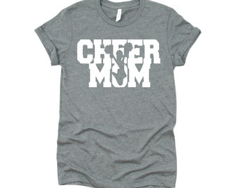 Cheer Mom T-shirt