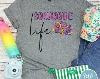 Scrunchie Life, VSCO Girl