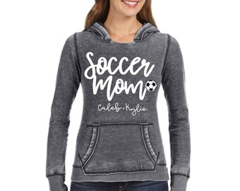 Soccer Mom Shirt, Personalized Soccer Mom Shirt, Soccer Mom, Soccer Mom Hoodie, Sports Mom, Soccer