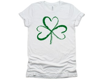 St Patrick's Day Shirt, Shamrock Shirt