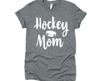 Hockey Mom T-Shirt, Hockey Mama