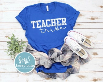 Teacher Tribe, Graphic T-shirt
