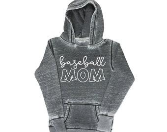 Baseball Mom Shirt, Baseball Mom T-shirt