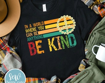 Be Kind T-Shirt Adult