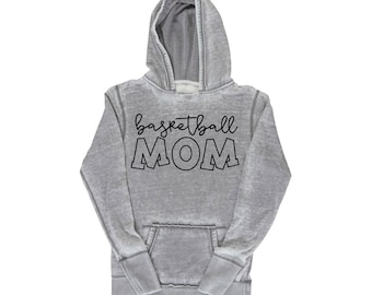 Basketball Mom Hoodie, Basketball Mama