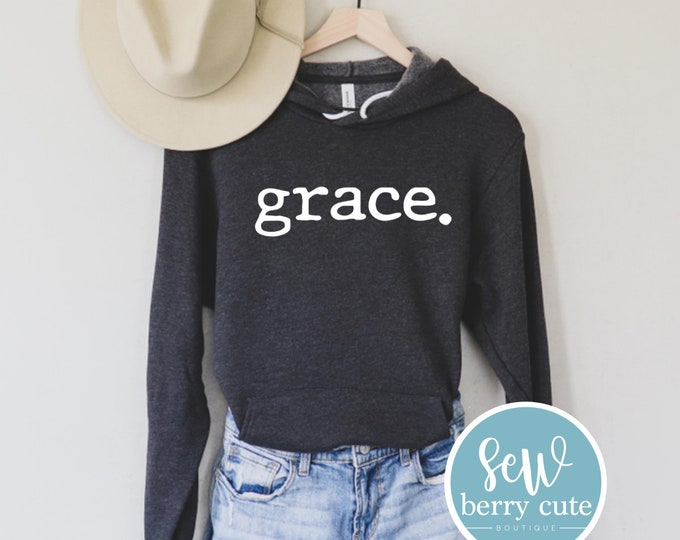 Featured listing image: Grace Hoodie