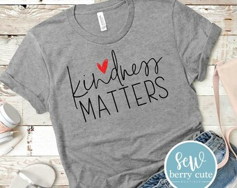 Kindness Matters, Graphic Tee