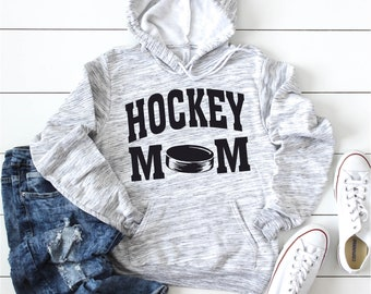 Hockey Mom Shirt, Hockey Mom, Hockey Mom Hoodie, Sports Mom, Hockey, Hockey Puck