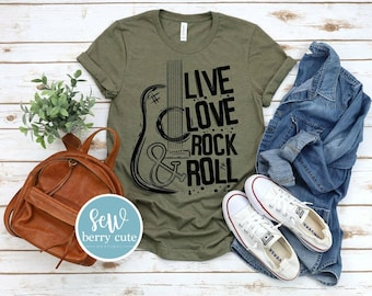 Live Love Rock & Roll