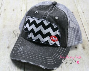 Nebraska Hat, Nebraska Trucker Hat, Distressed Nebraska Hat, Chevron Nebraska Hat