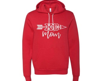 XC Mom Hoodie, Cross Country