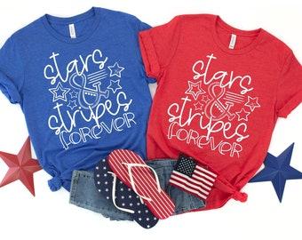 Stars and Stripes Forever T-Shirt, INFANT & TODDLER