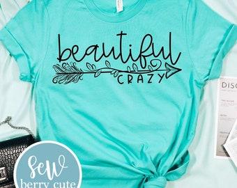 Beautiful Crazy, Graphic T-Shirt