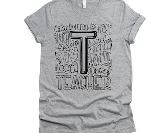 Teacher Shirt, Teacher squad
