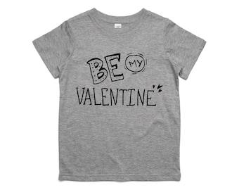 Valentine's Day Shirt, Be My Valentine, Unisex