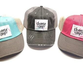 Choose Joy Hat
