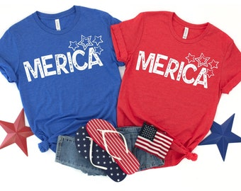 Merica T-Shirt, ADULT & YOUTH
