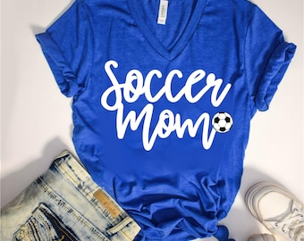 Soccer Mom Shirt, Soccer Mom, Soccer Mom Tshirt, Sports Mom, Soccer