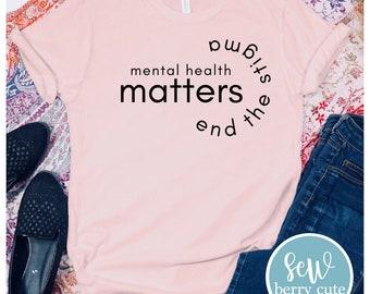 Mental Health Matters End the Stigma