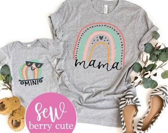 BOYS Mini Rainbow T-Shirt