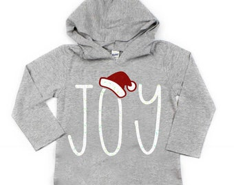 Joy Hooded T-shirt